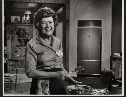 Mixing It Up with Julia Child